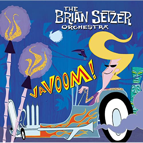 Vavoom by The Brian Setzer Orchestra on Amazon Music - Amazon.com