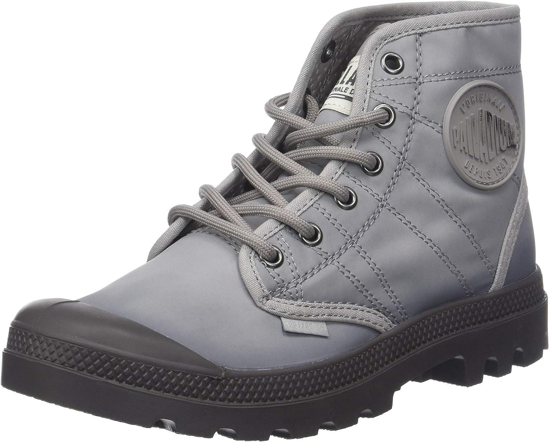Palladium Unisex Adults' Pallabrousse Tx Classic Boots