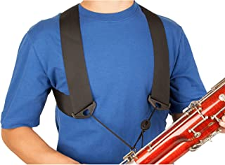 Pro Tec Protec A301MED Bassoon Nylon Harness (Medium Unisex) (