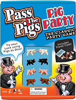 Winning Moves Pass The Pigs: Party Edition