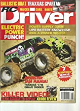 RC DRIVER MAGAZINE TRUCKS*CARS*BOATS JUNE 2012 ISSUE 102.