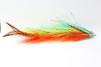 Haggerty Lures Bucktail Big Game Changer Muskie Pike Fly 8