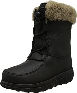 FitFlop Womens Loaff Waterproof Lace-Up Boot