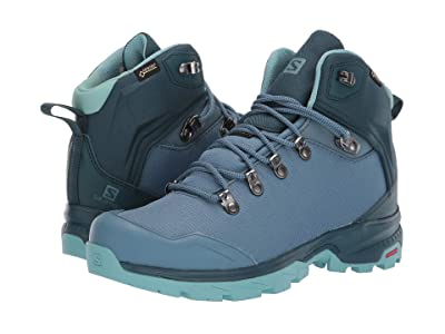 Salomon Outback 500 GTX(r) (Bluestone/Reflecting Pond/Nile Blue) Women