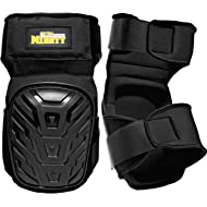 ExtraMighty Professional Knee Pads - Heavy Duty Foam Padding and Comfortable Gel Cushion - Non...