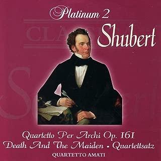 Schubert: Quartetto Per Archi Op.161 / Death And The Maiden - Quartettsatz