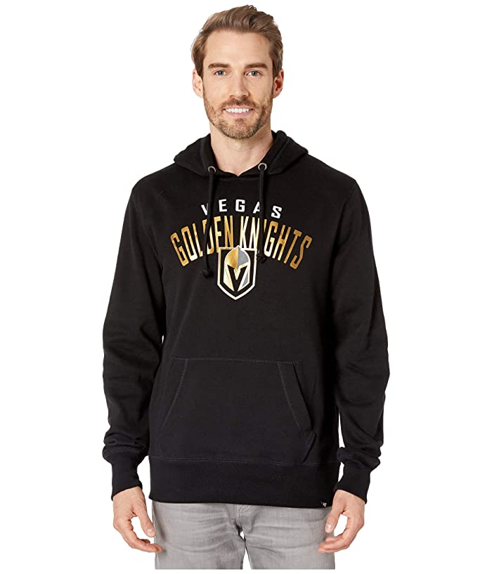 Vegas Golden Knights Outrush Headline Hoodie Jet Black
