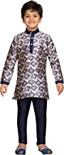 AJ Dezines Kids Indian Wear Kurta Pyjama Suit Set For boys