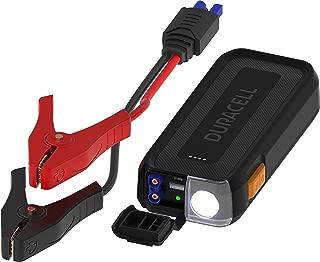 duracell djump emergency car starter with flashlight