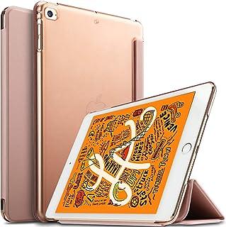 Luibor Compatible con Apple iPad Mini 5 Tablet - Funda Plegable Plegable Ultra Delgada de Peso Inteligente Que se Ajusta Apple iPad Mini 5 Tablet (Rosegold)