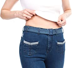 Invisibelt NEW STYLE - Jean Queen - No Show Women's Belt - Real Denim Slimming Belt - Function Over Fashion