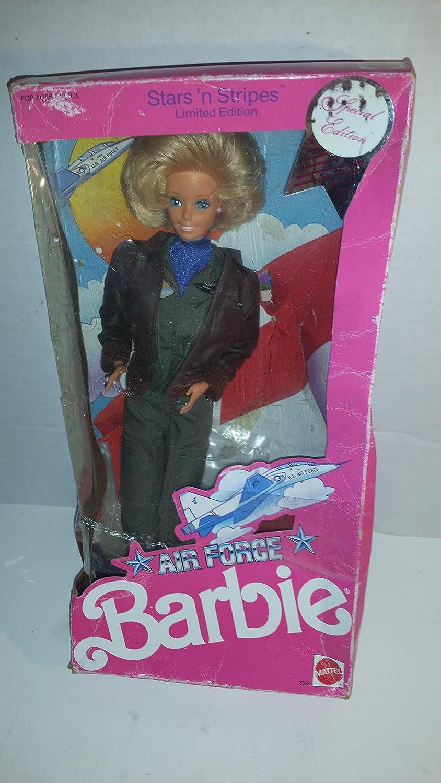 BARBIE Star 'n' Strips AIR FORCE