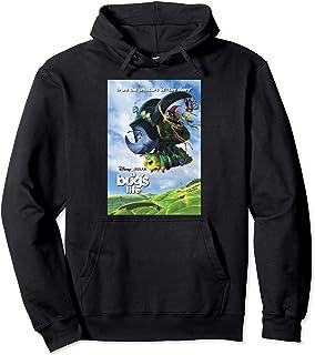 Disney Pixar A Bug's Life Flying Bugs Poster Sweat à Capuche