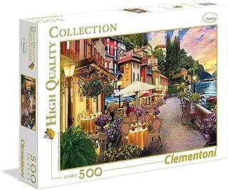 CLEMENTONI - PUZZLE 500PCS HQC MONTE ROSA DREAMING (Multi Color 35041)