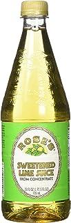 Rose's Lime Juice, 25 Fl Oz