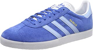 Adidas Men's Gazelle Leather Sneakers