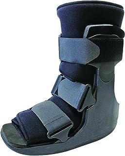 94feabdd médico Fractura roto Tobillo bota apoyo. Fractura de tobillo, bota  ortopédica, esguince,