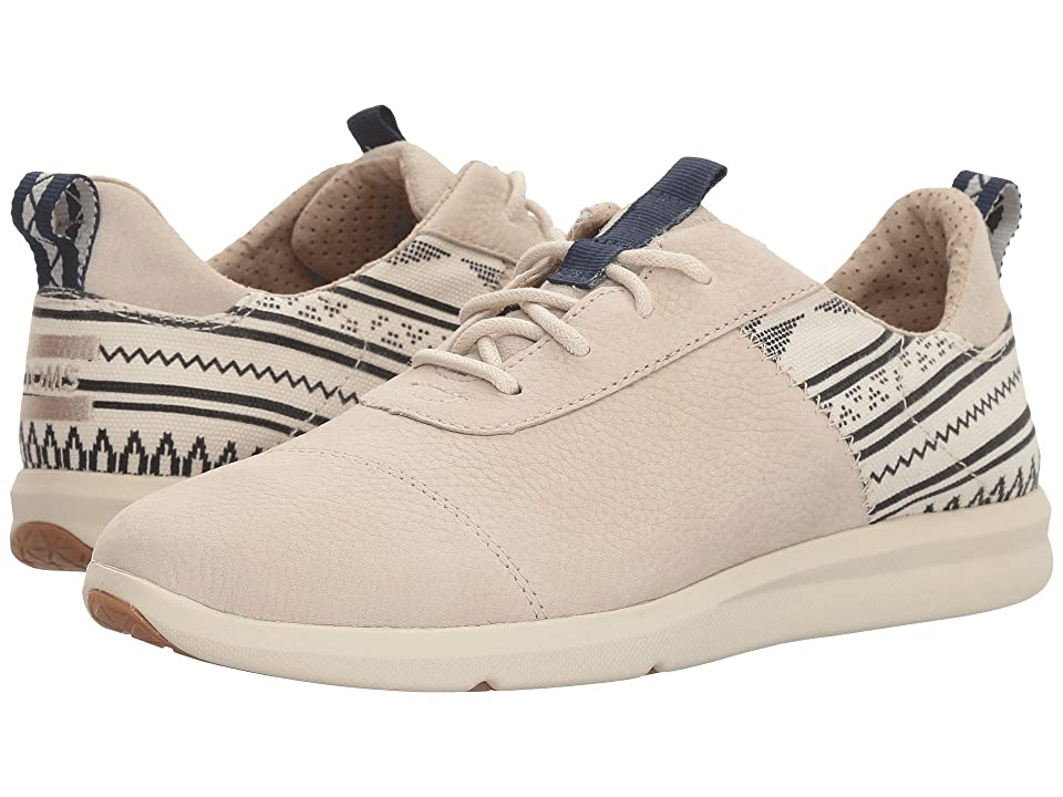 TOMS Cabrillo (Birch Nubuck/Ethnic Tribal) Women