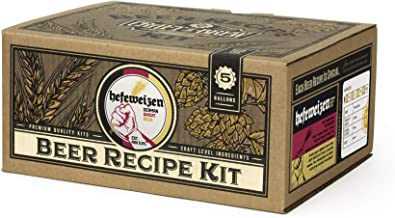 Craft A Brew - Home Brewing Ingredient Kit (5 Gallons) (Hefeweizen)