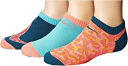 Nike Kids - Performance Lightweight No Show 3-Pair Socks (Little Kid/Big Kid)