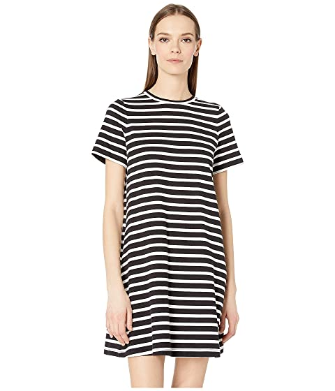 Kate Spade New York Stripe Zip Back Knit Dress