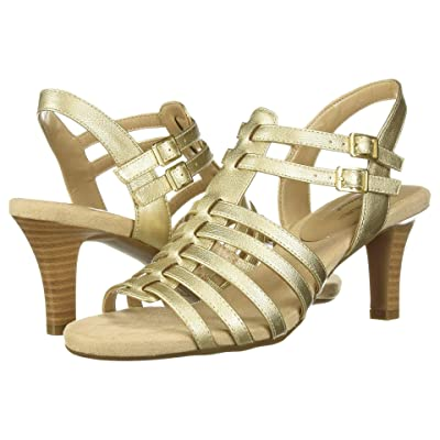 A2 by Aerosoles Pass Through (Gold Metallic PU) Women