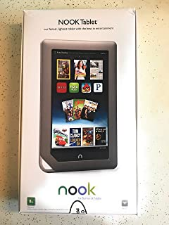 Barnes & Noble Nook Tablet 8GB Touchscreen 7