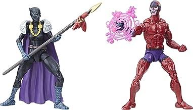 Hasbro Marvel Legends Series Black Panther Comic Figures Shuri and Marvel's Klaw 6