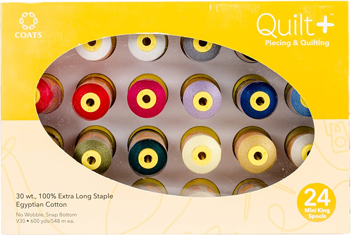 Coats Piecing Assortment Quilting Thread
