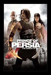 Prince of Persia - 11x17 Framed Movie Poster by Wallspace