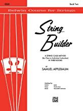String Builder, Bk 2: A String Class Method (for Class or Individual Instruction) - Cello