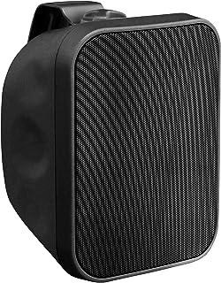 Pronomic OLS-5 BK DJ PA outdoor luidspreker voor tuin, terras, restaurant (120 watt, beschermingsklasse IP56, 8 Ohm, 5,25 ...