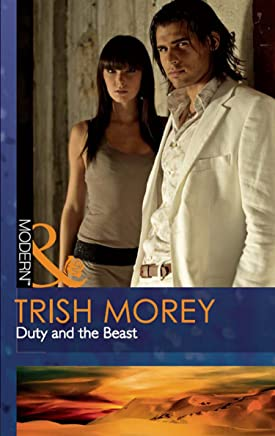 Duty and the Beast (Mills & Boon Modern) (Desert Brothers, Book 1) (English Edition)