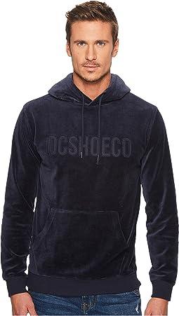 DC - Maytown Velvet Fleece Pullover Hoodie