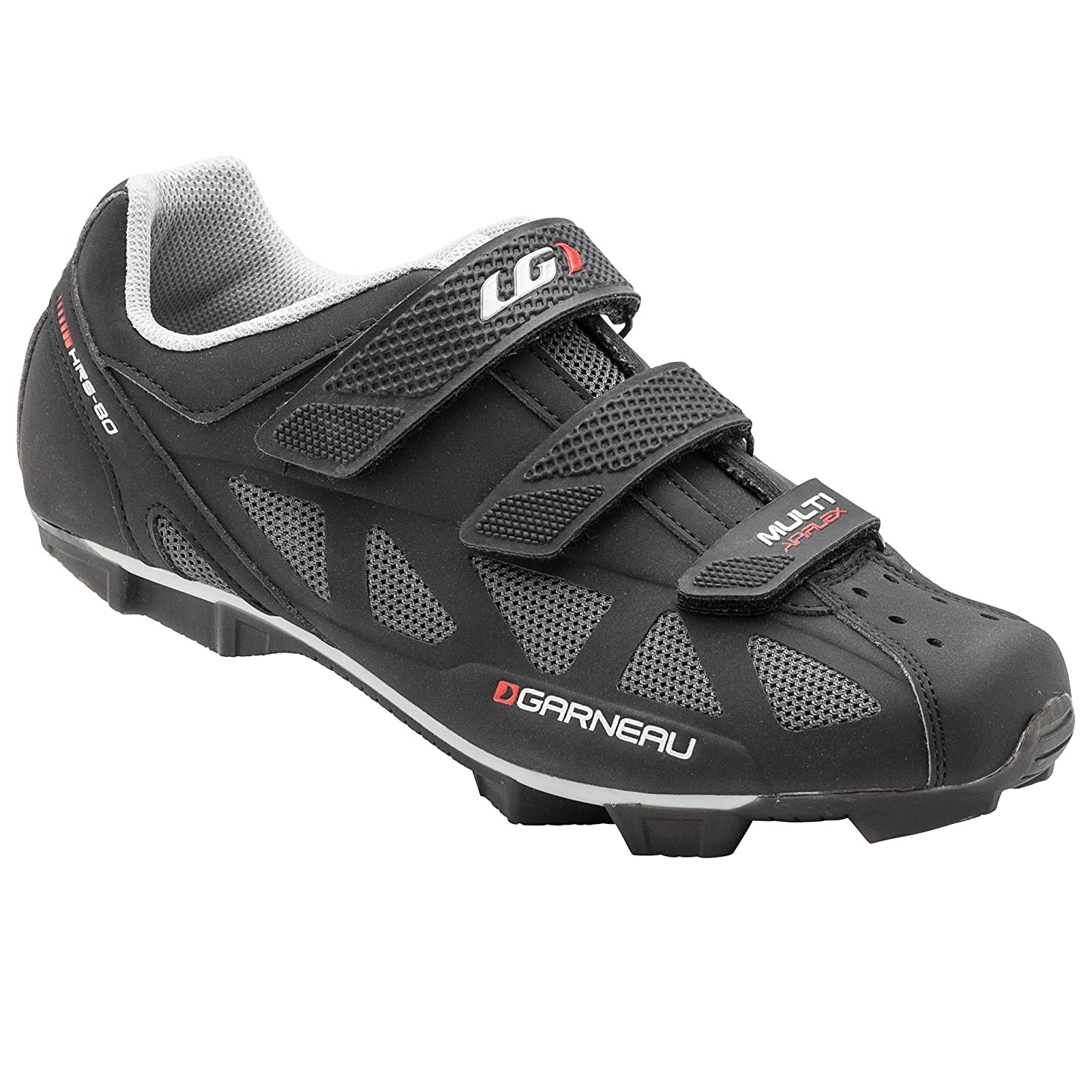 Louis Garneau - Men's Multi Air Flex Bike Shoes for Commuting, MTB and Indoor Cycling, SPD Cleats Compatible with MTB Pedals