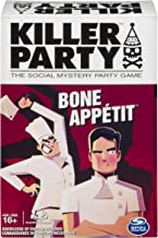 Killer Party Bone Appétit, The Social Mystery Party Game for Ages 16 & Up
