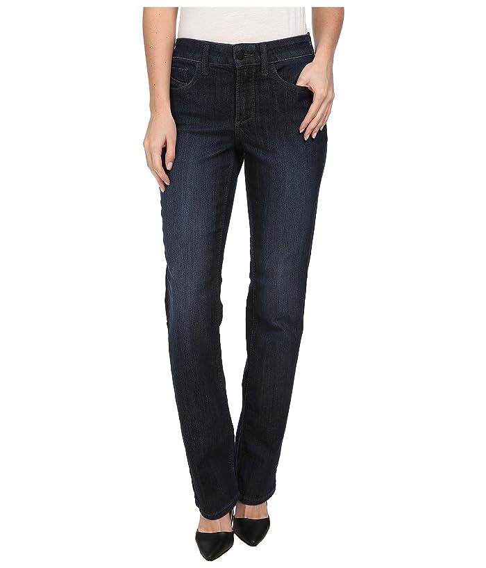 NYDJ Marylin Straight in Burbank (Burbank) Women's Jeans