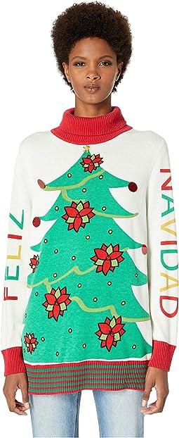 Feliz Navidad Sweater