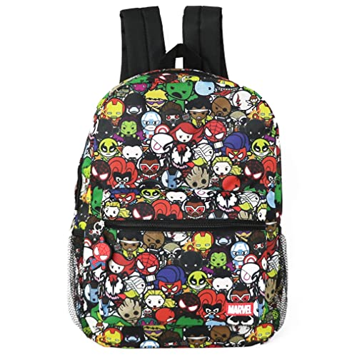 9e0fbdf3c8 Marvel Kawaii Avengers Superheroes Boy s 16 Inch Backpack (Avengers Kawaii)