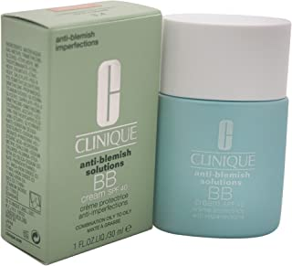 Clinique Anti-Blemish Solutions BB Cream SPF 40 - Medium Deep for Women - 1 oz Cream, 30 ml