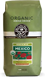 The Coffee Bean & Tea Leaf Mexico Organic Whole Bean Coffee, 2 Pound