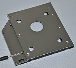 Deyoung 2nd Hard Drive HD HDD SSD Caddy for Dell Inspiron 15R 5521 14z N411Z 13z 13z-328