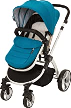Elle Baby Journey Convertible Stroller, Teal