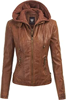 Best ladies leather jackets on sale Reviews