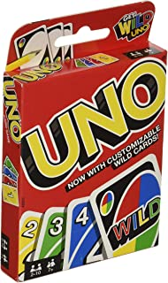 Mattel Games 42003 Uno Card Game