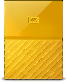 Western Digital My Passport - Disco duro portátil y software de copia de seguridad automática para PC, Xbox One y PlayStat...