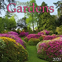 Dream Gardens 2020 Wall Calendar