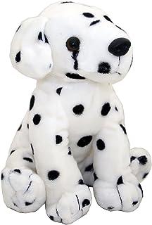 Anico Plush Toy Dog, Stuffed Animal, Dalmatian, 8 Inches Tall
