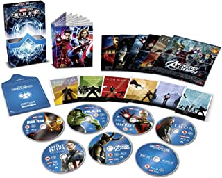 Best marvel cinematic universe phase 1 set Reviews