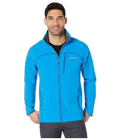 Eddie Bauer Sandstone Softshell Jacket Tall (Ascent Blue) Men